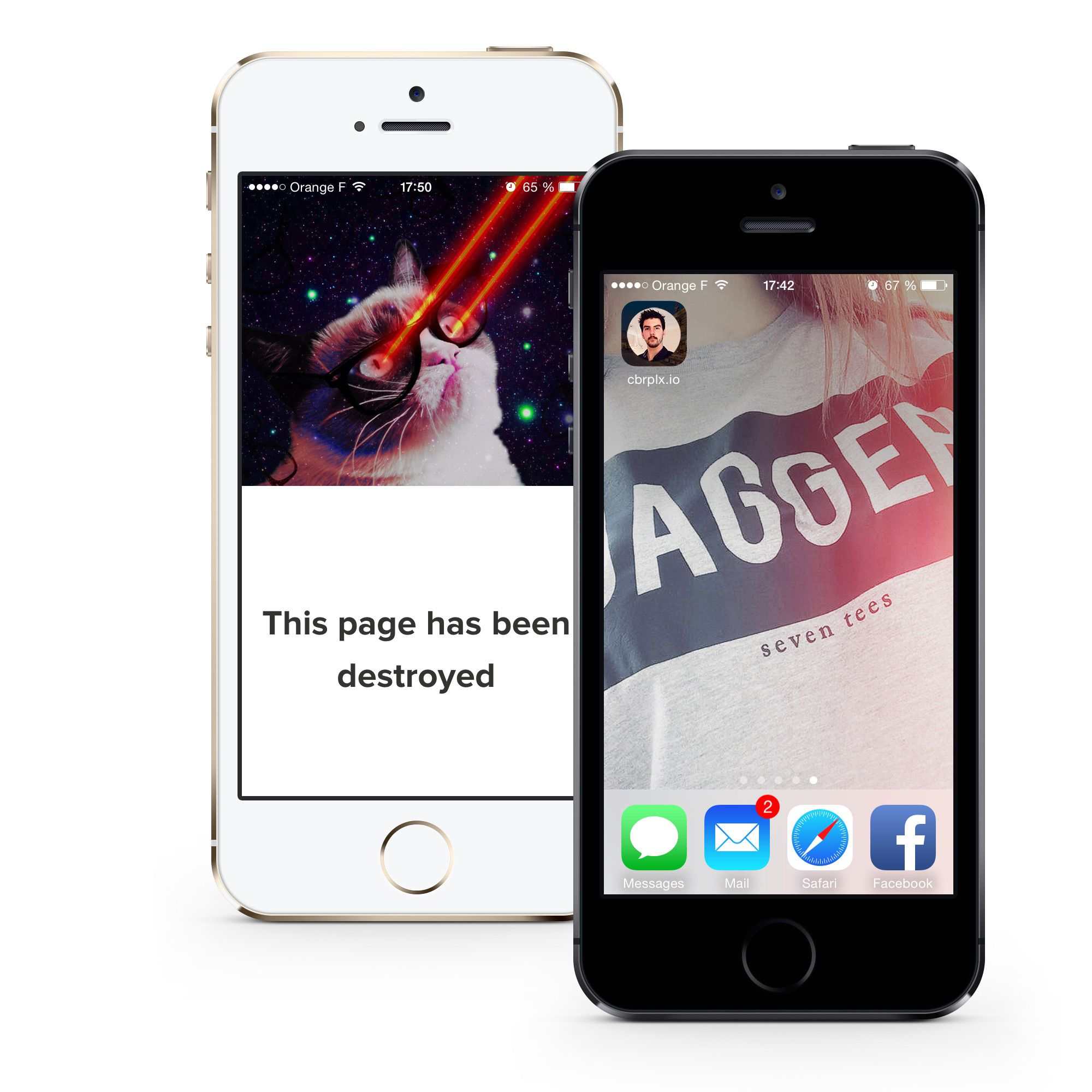 Apple iOS Webapp