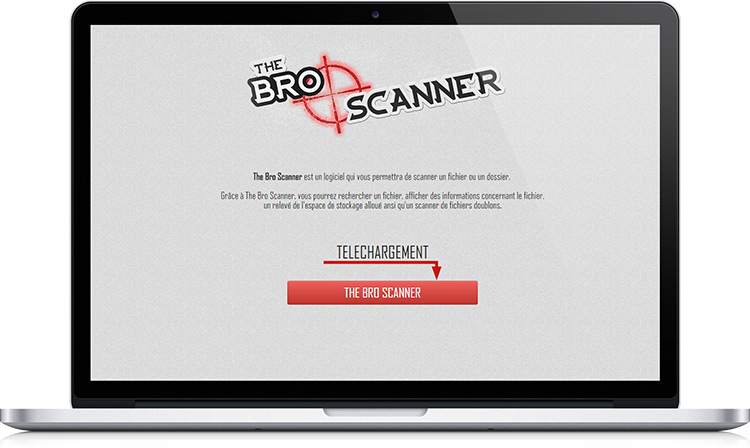 The Bro-Scanner